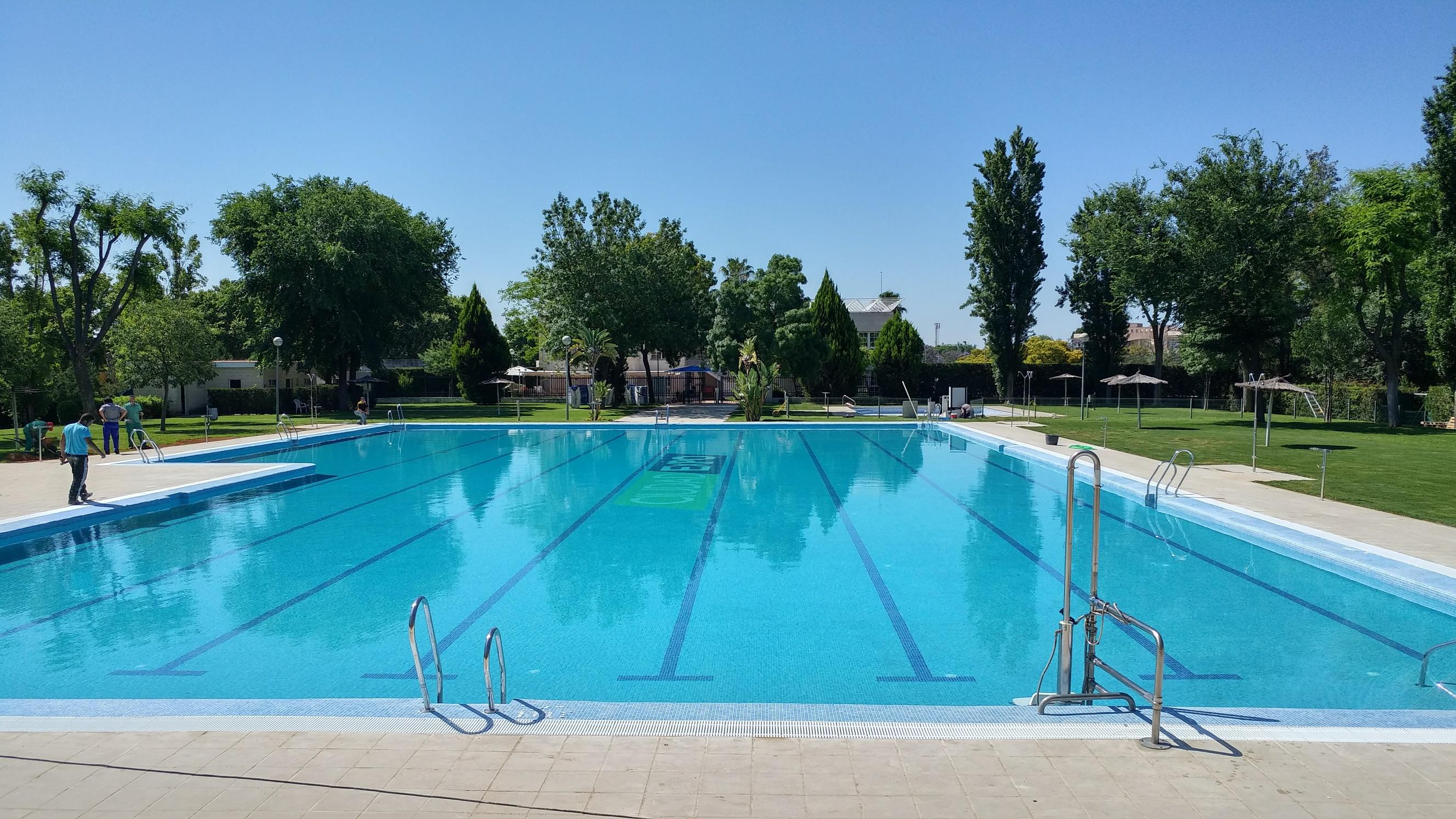 El lunes 22 de junio comienza la temporada de piscina 2020 del club Social.