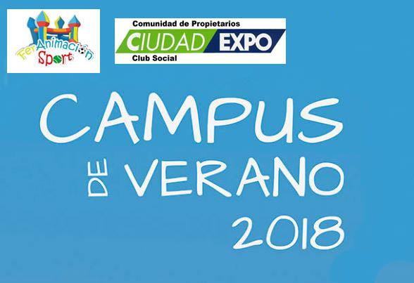 CAMPUS DE VERANO 2018 EN EL CLUB SOCIAL